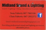 Midland Sound and Ligting