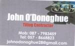 John O' Donoghue