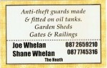 Anti-Theft Locks