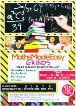 MathsMadeEasy Grinds