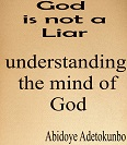 God is not a liar small ok